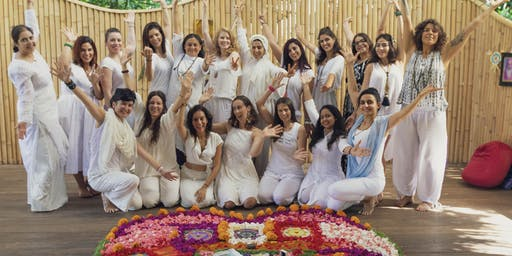 Awakening Shakti Retreat Bali - August 22nd-30th