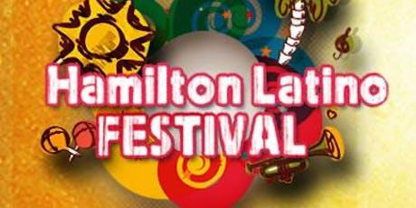 HAMILTON LATINO FESTIVAL 2019 tickets
