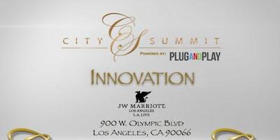 Los Angeles Innovation Summit Ed By Plug And Play