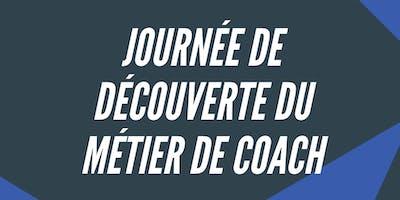 JOURNÉE DE DÉCOUVERTE AU MÉTIER DE COACH PROFESSIONNEL - NICE