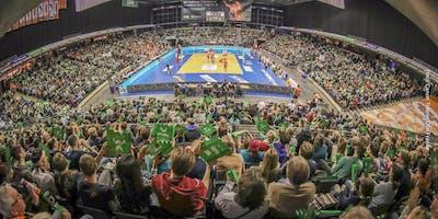 Canon EOS Masterclass - Volleyball Bundesliga