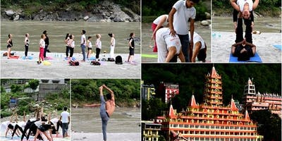 200 Hour Yoga Teacher Training in Rishikesh  With Yoga Niketan Rishikesh