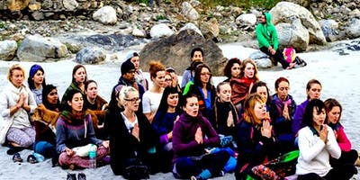 300 hours yoga teacher training course in Rishikesh  With Siddha Yoga Peeth