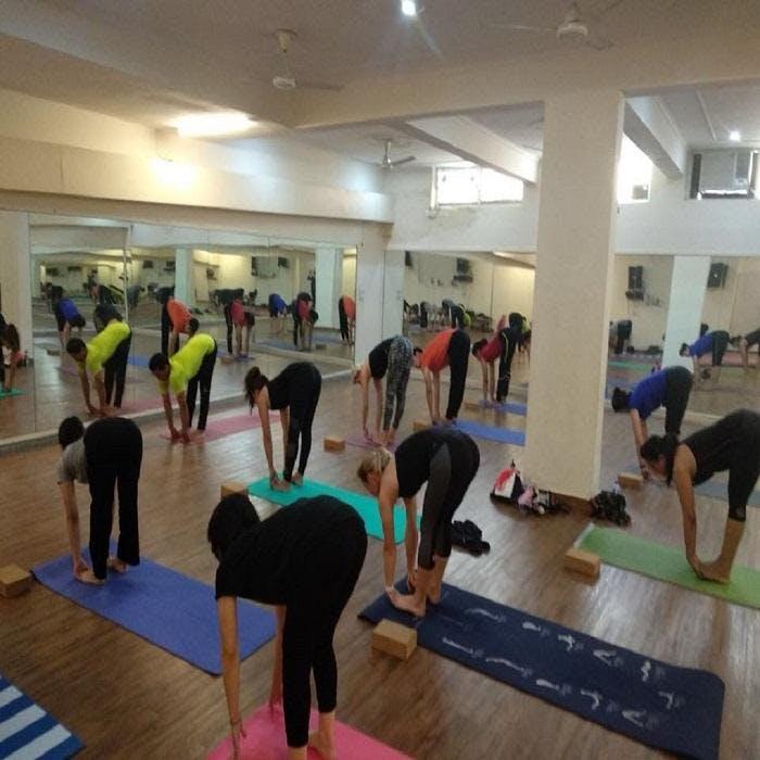 Yoga Teacher Training in Gurgaon in November 2018