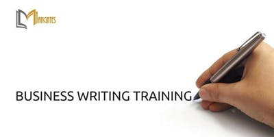 Business Writing Training in Canberra on Jan 22nd 2019
