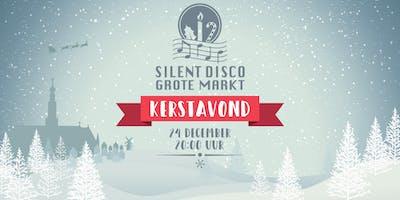 Silent Kerst Disco Grote Markt