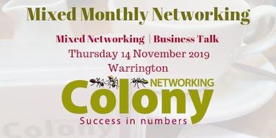 Colony Business Networking + Talk - 14 Nov 2019