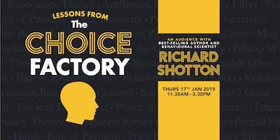 Richard Shotton: The Choice Factory