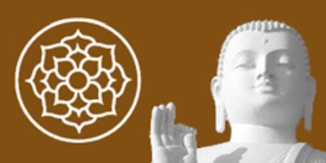Oxford Insight Meditation Day Retreat with Yanai Postelnik tickets
