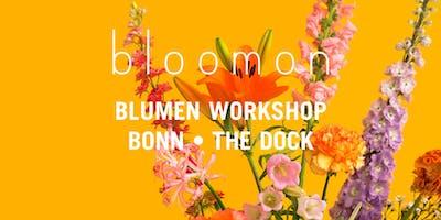 bloomon Workshop 07. Dezember   Bonn, The Dock