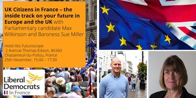 UK Citizens in France: the inside track on your future in Europe & the UK