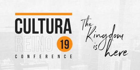 Conferencia Cultura do Reino 2019 ingressos