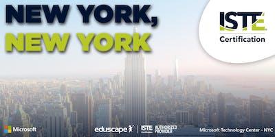 ISTE Certification - New York, NY