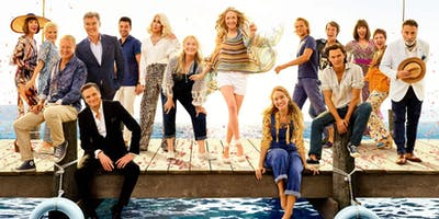 MAMMA MIA! HERE WE GO AGAIN - Barefoot Cinema (Mount Martha)