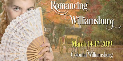 Romancing Williamsburg 2019
