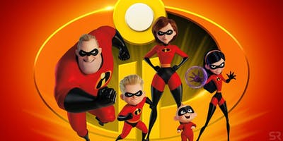 INCREDIBLES 2 - Barefoot Cinema (Mount Martha)