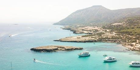 Geldhelden Camp Zypern 2019 tickets