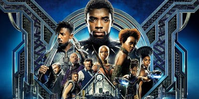 BLACK PANTHER - Barefoot Cinema (Mount Martha)