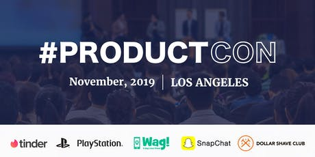 ProductCon Los Angeles: The Product Management Conference tickets