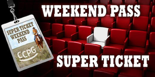 Weekend Pass / Super Ticket 2020