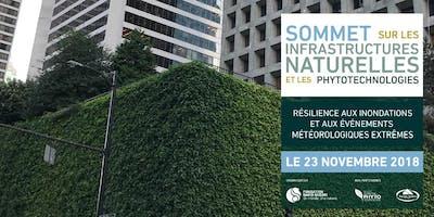 Sommet sur les infrastructures naturelles et les phytotechnologies