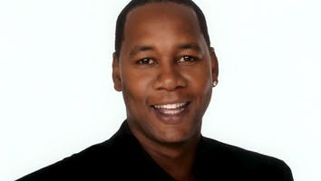 Comedian Mark Curry