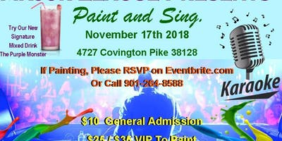 Paint and Sing