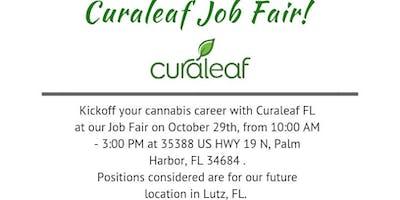 Curaleaf Medical Cannabis Dispensary Job Fair - Weedguide search