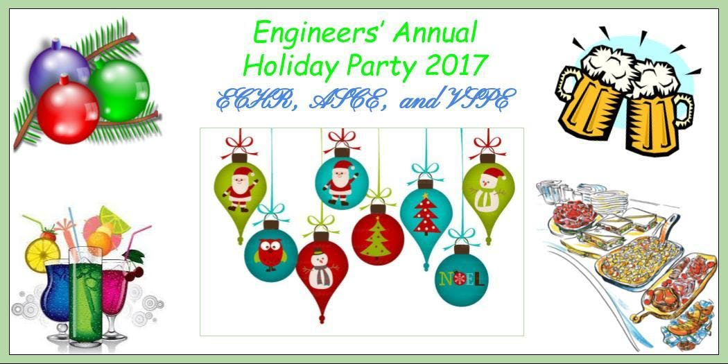 Engineers Holiday Party 2018