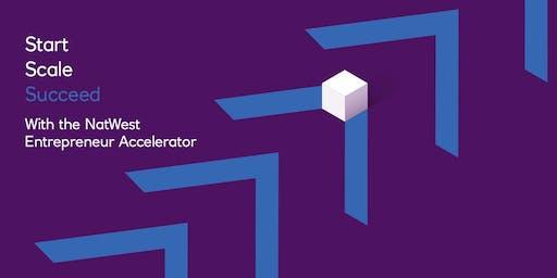 NatWest Accelerator - Cardiff Hub Tour