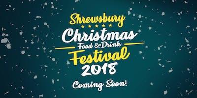 Shrewsbury Christmas Festival 2018