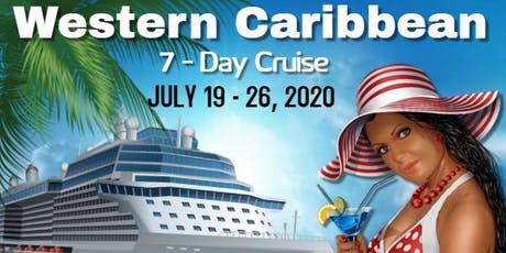 7- Day Western Caribbean Cruise - July 2020 Miami Port tickets