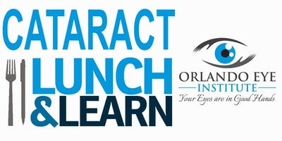 Cataract Lunch and Learn