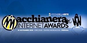 #MIA18 - Macchianera Internet Awards 2018
