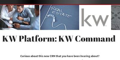 KW Platform: KW Command with Haywood Barney