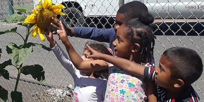 Growing Preschoolers: Edible Gardening with Your Classroom