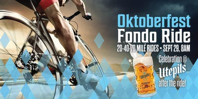 Utepils Oktoberfest Fondo Ride