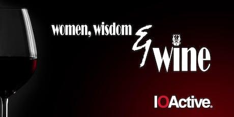 Women, Wisdom, & Wine - Seattle tickets