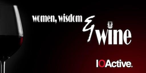 Women, Wisdom, & Wine - featuring Maxine Filcher