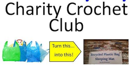 Charity Crochet Club tickets