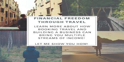 Imagine Life without Limits! Learn how to create YOUR Financial Freedom within the Travel Industry!!