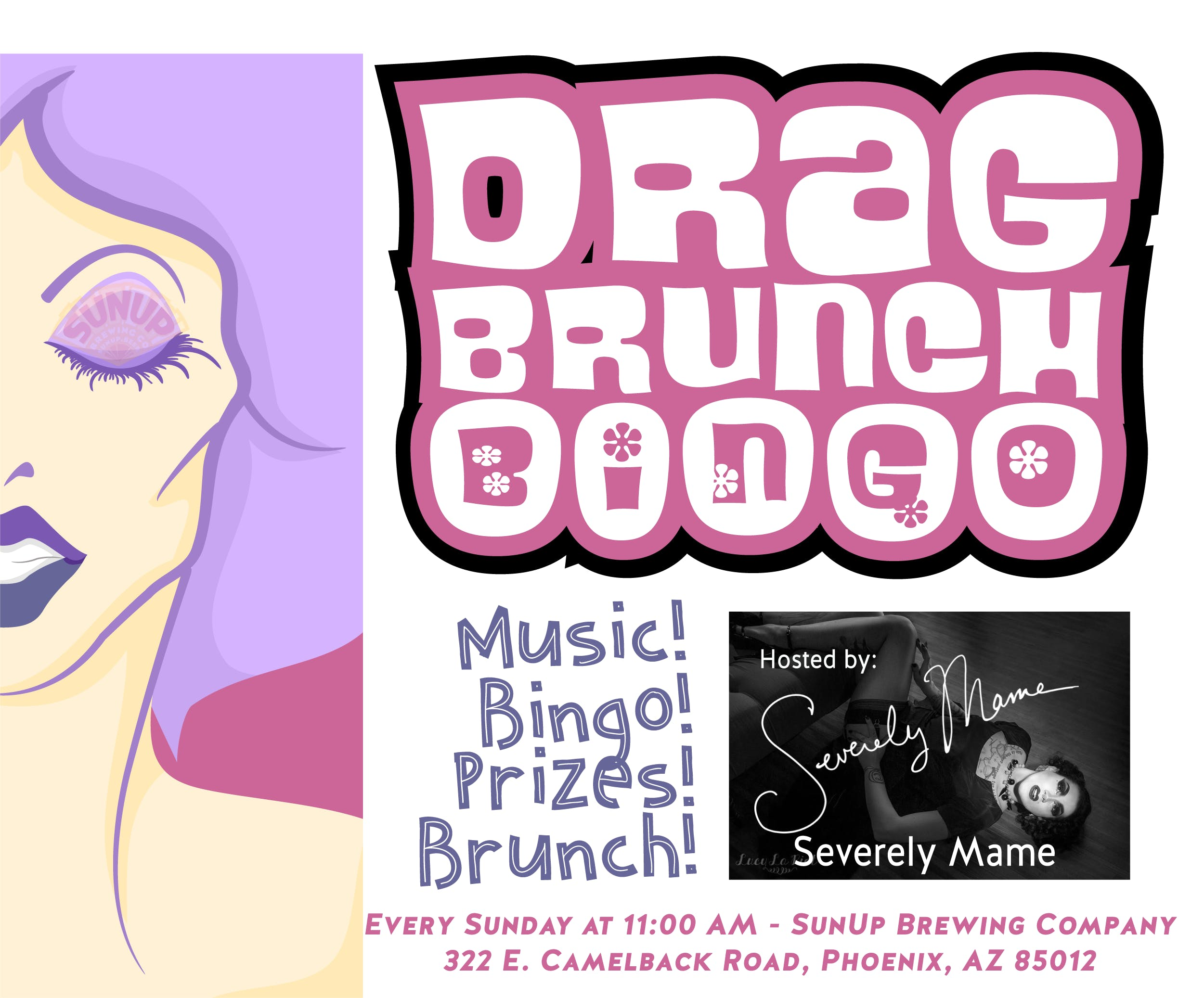 Drag Brunch Bingo!