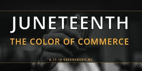 Juneteenth: The Color of Commerce tickets