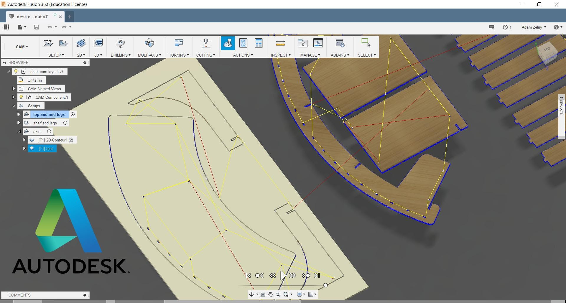 Parametric Design with Fusion 360 at Technocopia, Worcester