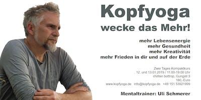 Kopfyoga Mentaltraining zur Bewusstwerdung