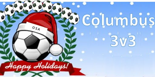 Columbus Holiday Cup 3v3 -- 2019