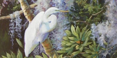 How to Paint a Bird Oil Painting Workshop with Dorothy Starbuck