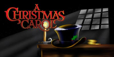 A Christmas Carol - Dec, 23 3PM (ASL Interpreted)