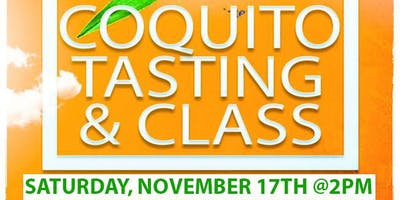 Coquito Tasting and Class
