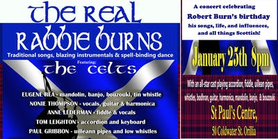 The Real Robbie Burns